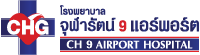 Shop CH 9 Airport Hospital Logo